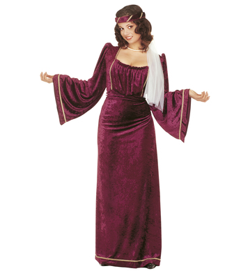 GIULIETTA COSTUME (dress headpiece with veil)