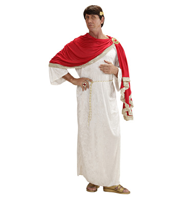 MARCUS AURELIUS COSTUME (tunic w/toga belt laurel)