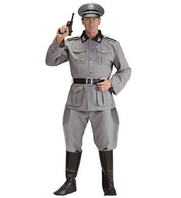 GERMAN SOLDIER (jacket pants belt bcovers hat)