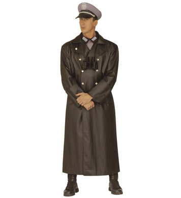 GENERAL COAT - LEATHERLOOK