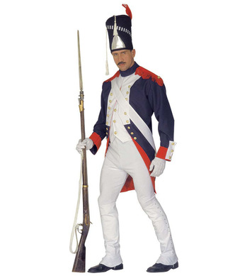 GRENADIER DE LA GARDE (jacket vest pants bcovers hat)