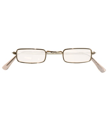 GLASSES WITH LENSES - RECTANGLE