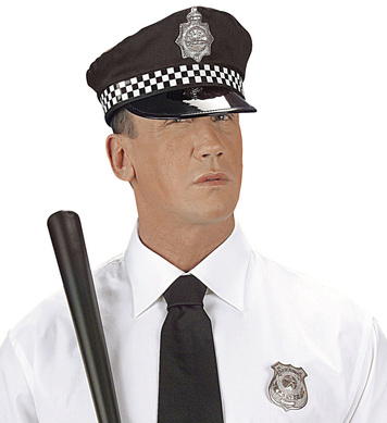 POLICE HAT UK