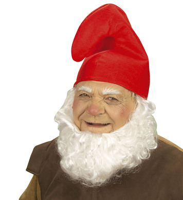 DWARF / GNOME HAT RED