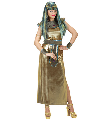 CLEOPATRA DELUXE (dress collar belt bracelets headband)