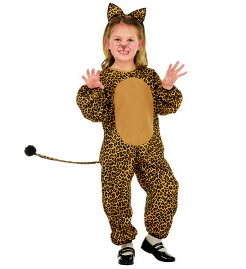 LITTLE LEOPARD COSTUME (2-3yrs/3-4yrs)**New Separate sizes