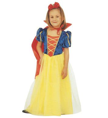 FAIRYLAND PRINCESS (3-4yrs/4-5yrs) (dress cape hair-ribbon)