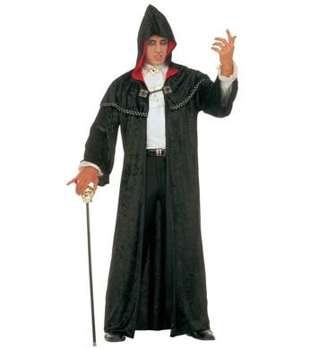 DARK TEMPLAR COSTUME (hooded robe with tippet)