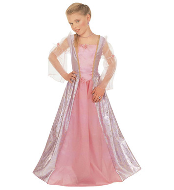 GLAMOUR SILVIA (4-5yrs/5-7yrs) (dress)