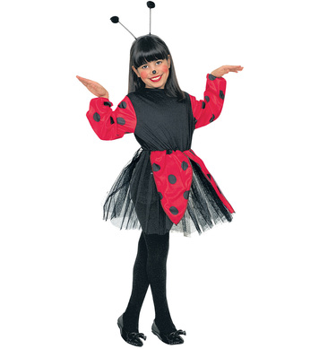 BUG COSTUME (dress antennas) Childrens