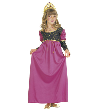 QUEEN COSTUME (dress) Childrens
