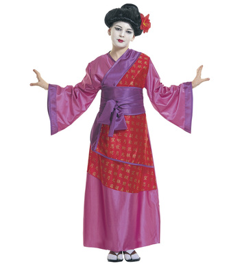 CHINA GIRL COSTUME (kimono belt) Childrens