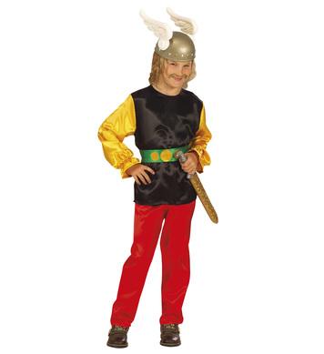 GAUL COSTUME (coat pants belt) Childrens