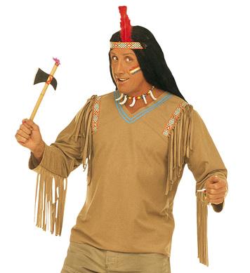APACHE (coat headband with feather)