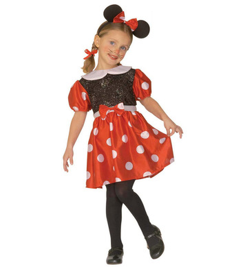 LITTLE MOUSE GIRL (3-4yrs/4-5yrs)**New Separate sizes