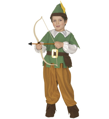LITTLE ROBIN (3-4yrs/4-5yrs) **New Separate sizes