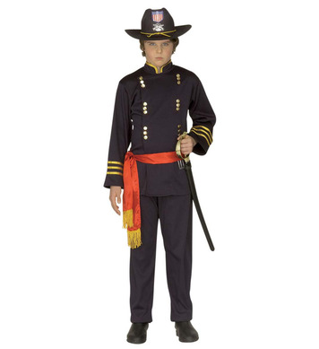 UNION GENERAL COSTUME (coat pants belt) Childrens