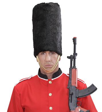 PLUSH ROYAL GUARD HAT