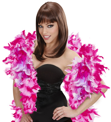 FEATHER BOA 65g 180cm - LILAC/PURPLE