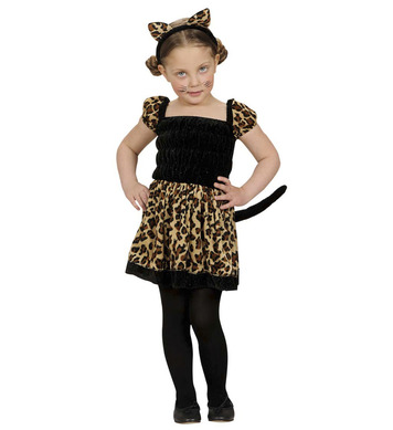 BEAUTY LEOPARD (98cm/104cm) (dress ears)