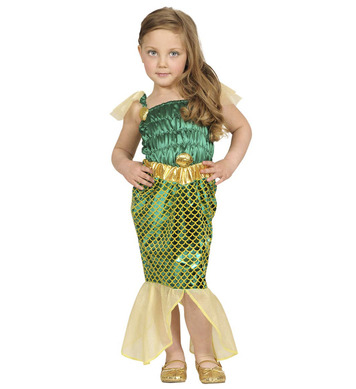 BEAUTY MERMAID (98cm/104cm) (dress)