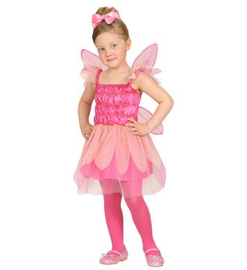 BEAUTY PINK PIXIE (98cm/104cm) (dress wings)
