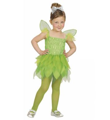 BEAUTY GREEN PIXIE (98cm/104cm) (dress wings)