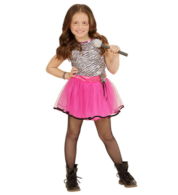 POP STAR GIRL (dress) Childrens