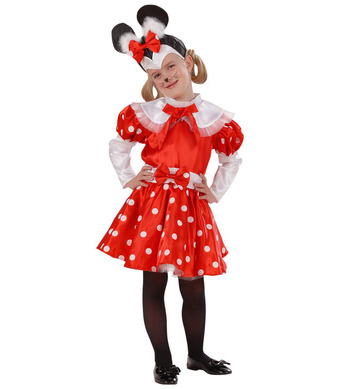 MOUSE GIRL COSTUME (1-2yrs/2-3yrs)**New separate sizes