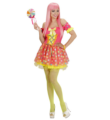 MISS CANDY GIRL (dress lollipop)