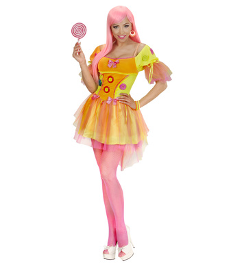 NEON FANTASY GIRL (dress)