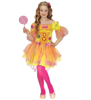 NEON FANTASY GIRL (dress) Childrens