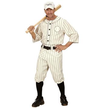 BASEBALL PLAYER (shirt pants with belt cap)