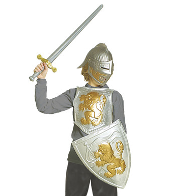 ARMOUR SET 3 PIECE - CHILD SIZE