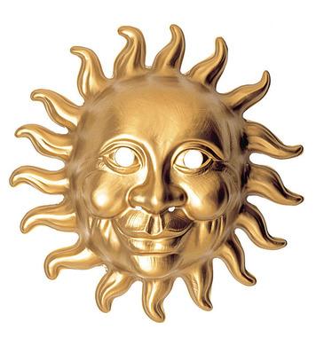 SUN MASK PVC