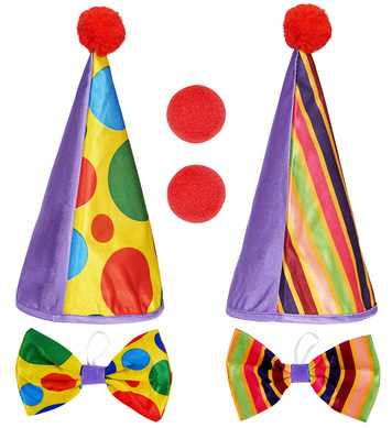 CLOWN SET - CHILD SIZE - 2 colours