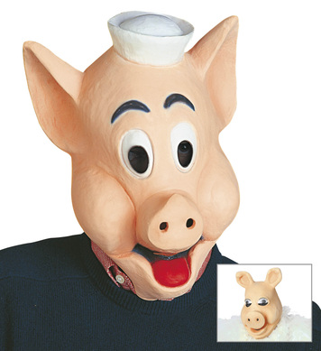 MR OR MRS PIGGY MASK