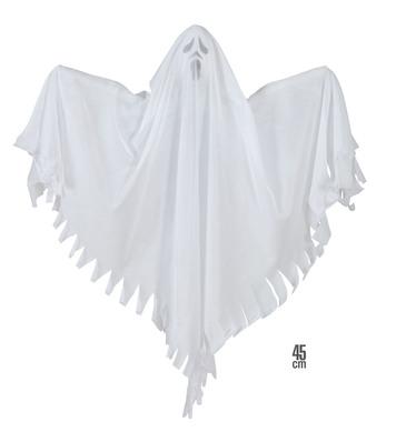 FLORESCENT GHOST - WHITE 45cm