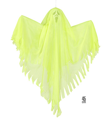 FLORESCENT GHOST - YELLOW 45cm