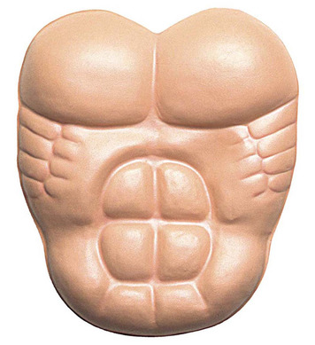 MUSCLE CHEST EVA - ADULT SIZE