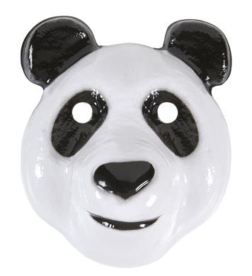 PVC PANDA MASK