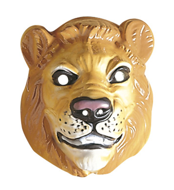 LION MASK PLASTIC