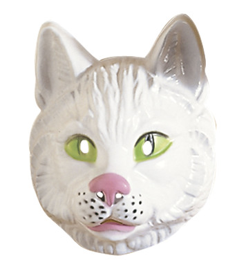 CAT MASK PLASTIC