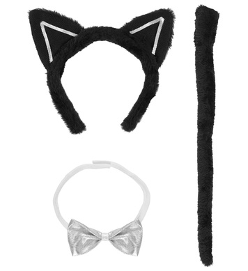 DRESS UP CAT SET - ADULT SIZE