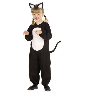 BLACK CAT COSTUME (2-3yrs/3-4yrs)**New separate sizes