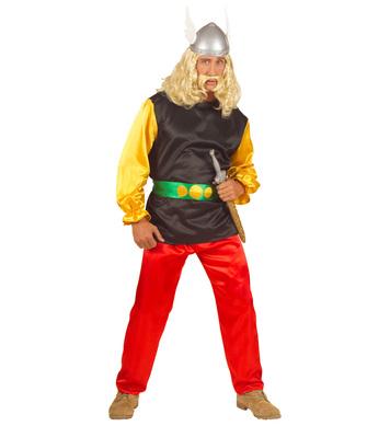 GAUL COSTUME SATIN (coat pants belt)