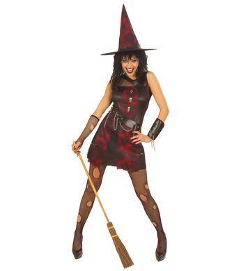 PUNK WITCH COSTUME