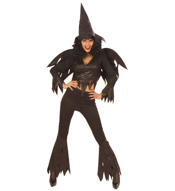 ROWDY WITCH COSTUME
