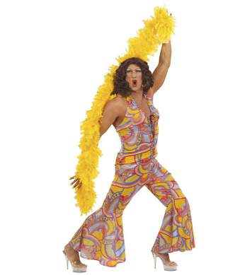 MENS 70s FUNKY CHICK (jumpsuit)