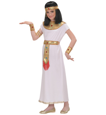 CLEOPATRA (tunic belt collar bracelets headpiece) Childrens